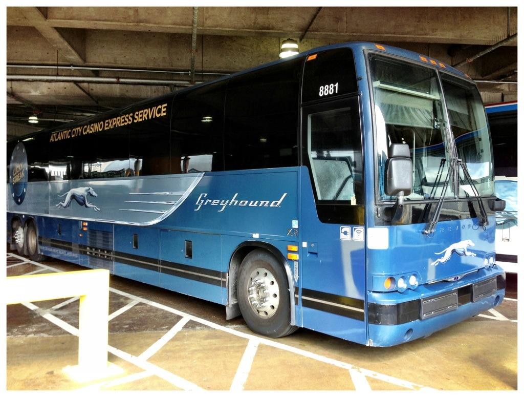 Greyhound Bus From Washington Dc To Atlantic City