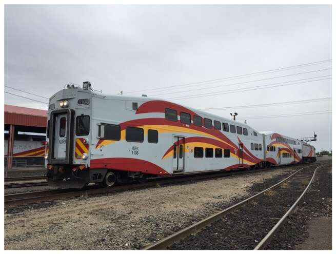 new mexico rail runner train in albuquerque